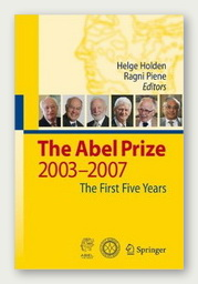The Abel Prize 2003–2007 (2010)